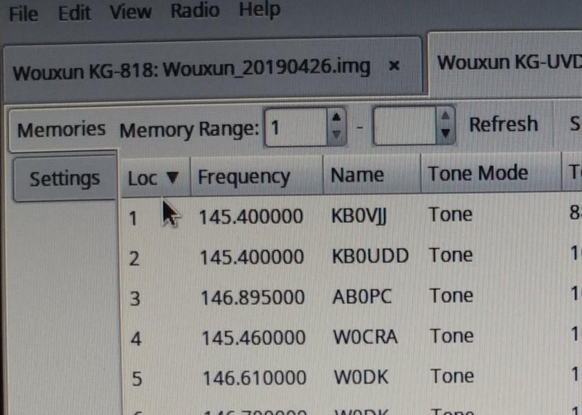 Analog radio config troubleshooting – UHF/VHF Rigs – Parker Radio